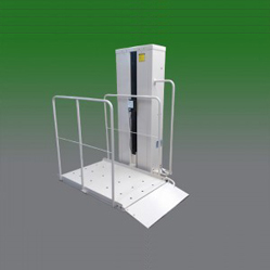 Kraus macsliftgate pl50 mac pl72 porch lift