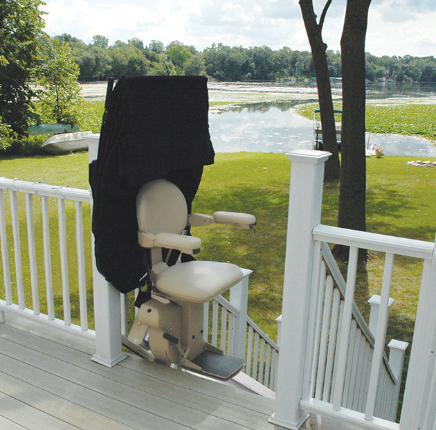 OUTDOOR stair lift BEST price