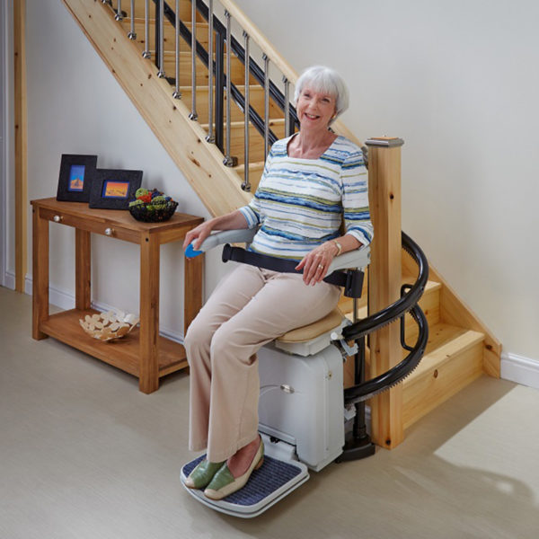 LOS ANGELES San Diego HANDICARE StairLifts