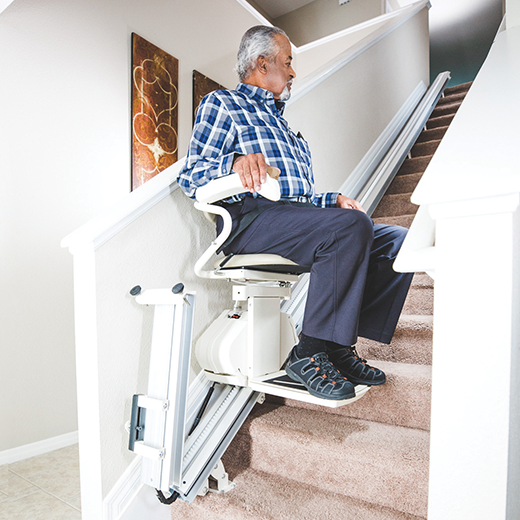 Lloyd Kraus Stair Lifts Harmar SL300