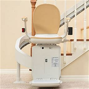 kraus curved chair stairlift