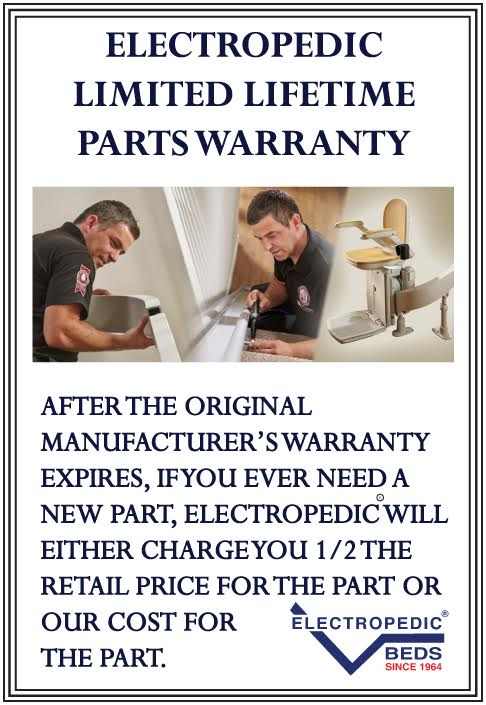 LOS ANGELES limited lifetime parts warranty LOS ANGELES stair lifts
